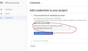 How to Get an API key From Google - GS SOFTWARE